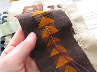 Retreat stitching