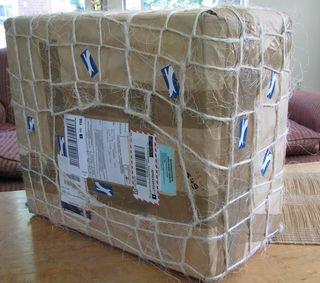 Parcel from KwaZulu Natal string