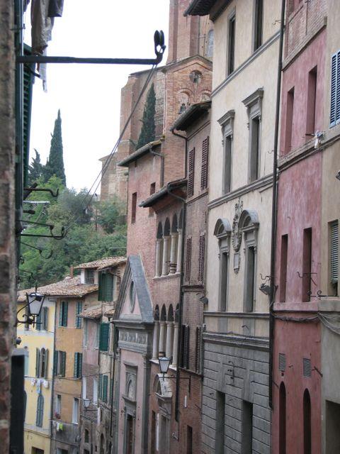 Siena colors