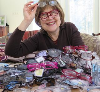 Glasses for African Grannies