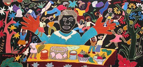 Random - Mandela Mapula