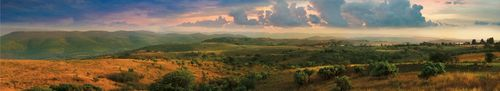 Cradle of Humankind panaroma